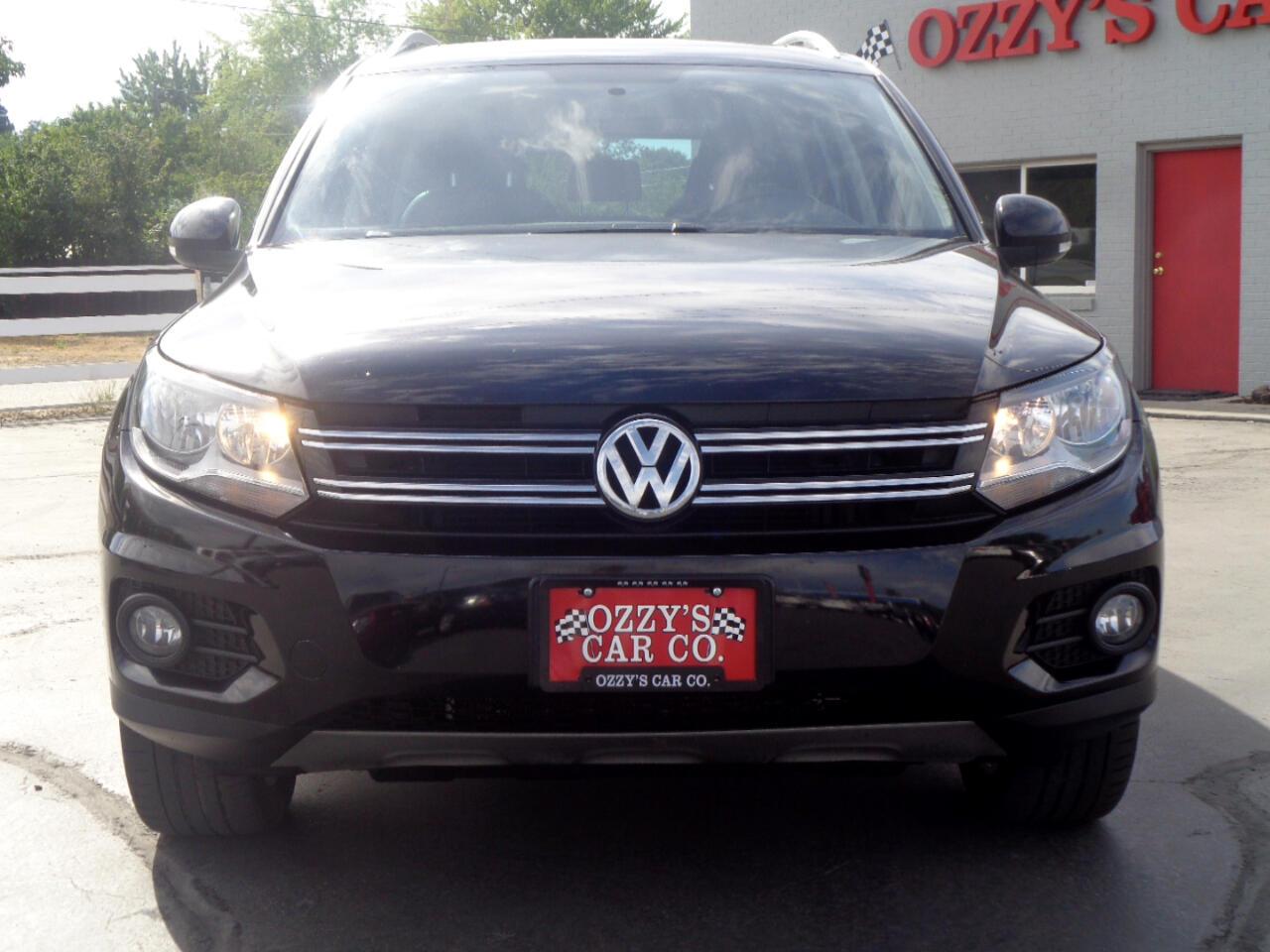 2012 Volkswagen Tiguan 4WD 4dr Auto SE w/Sunroof & Nav