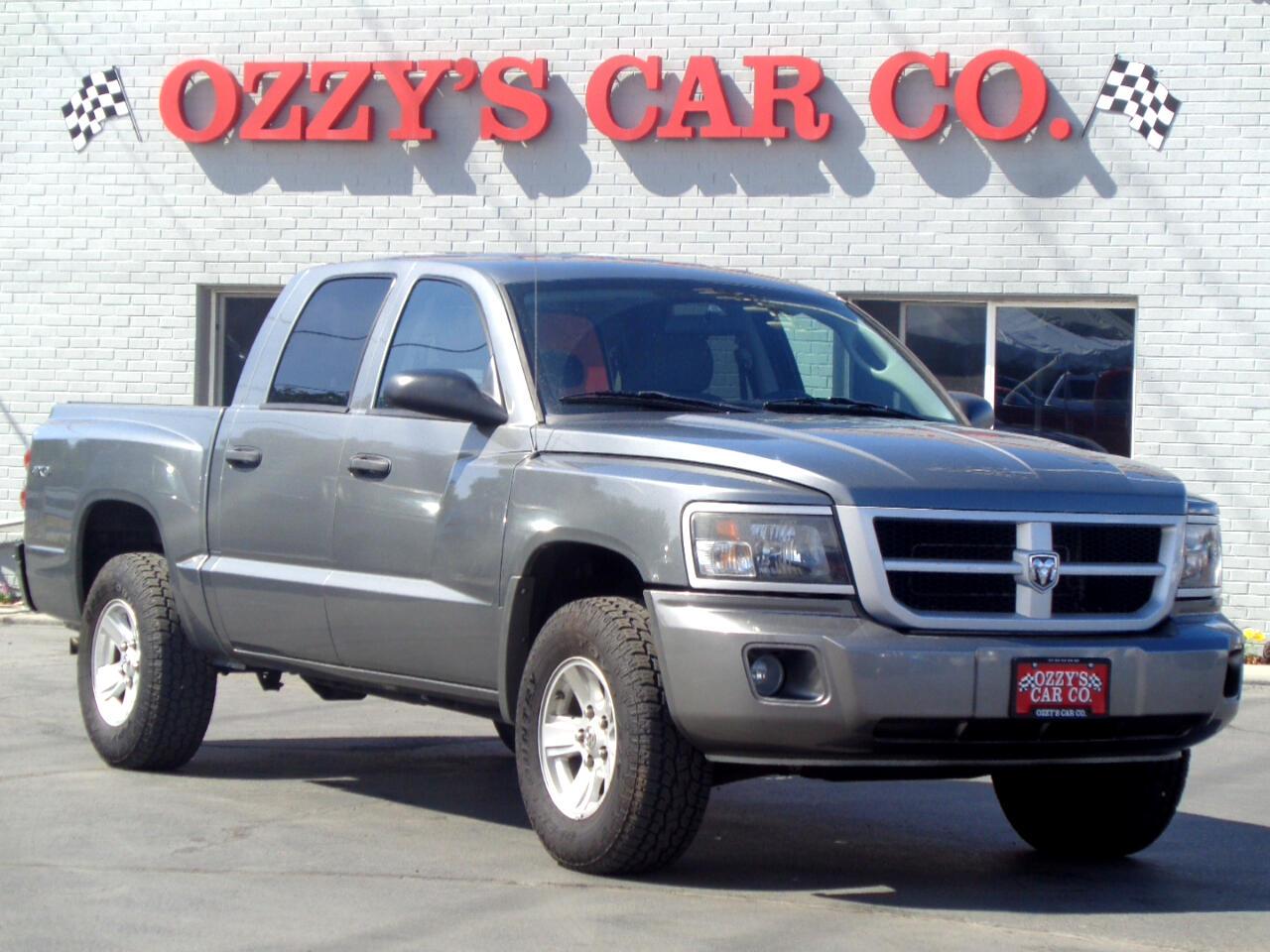 2009 Dodge Dakota 4WD Crew Cab Bighorn/Lonestar