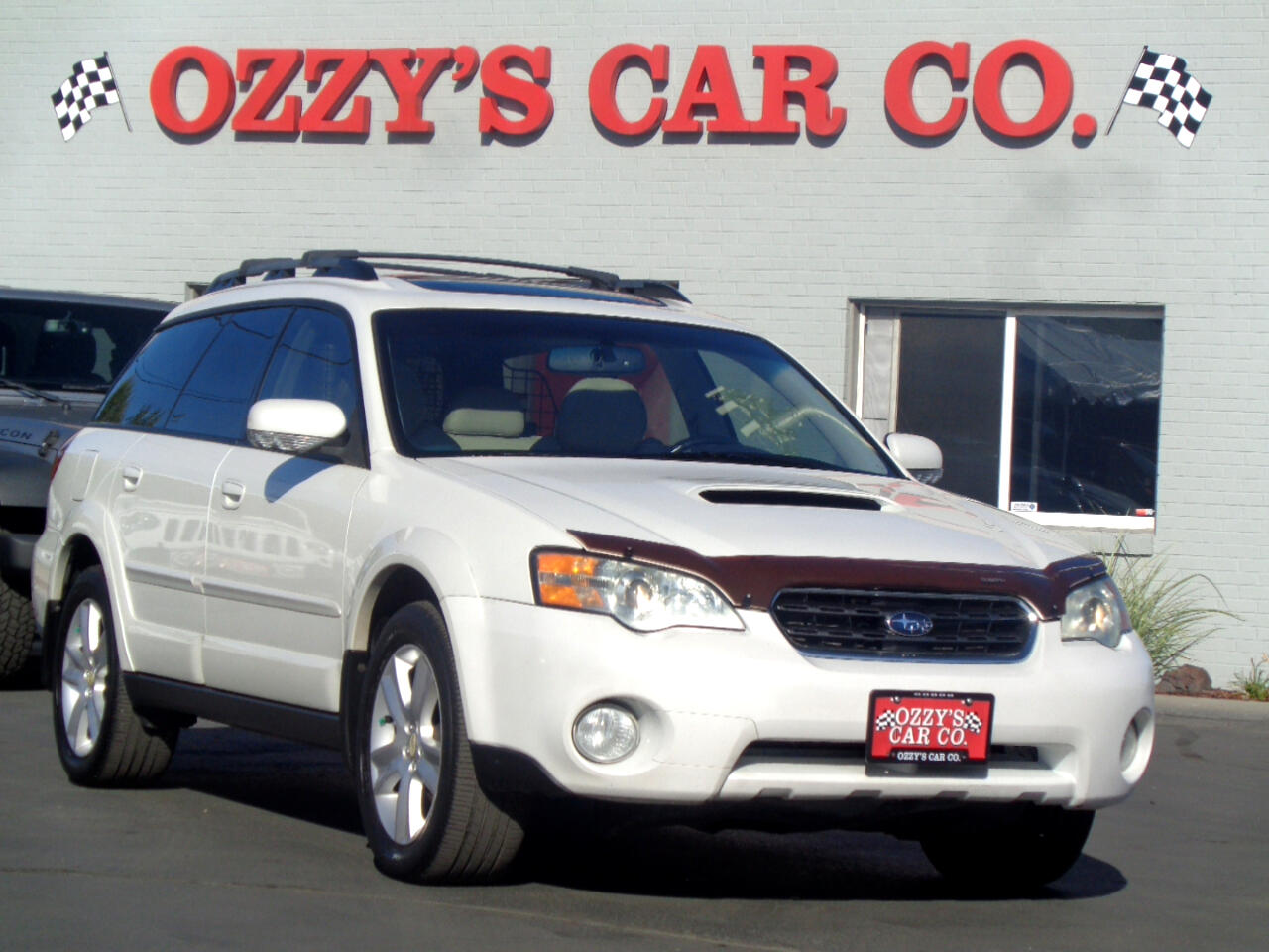 2006 Subaru Legacy Wagon Outback 2.5 XT Ltd Auto Ivory Int