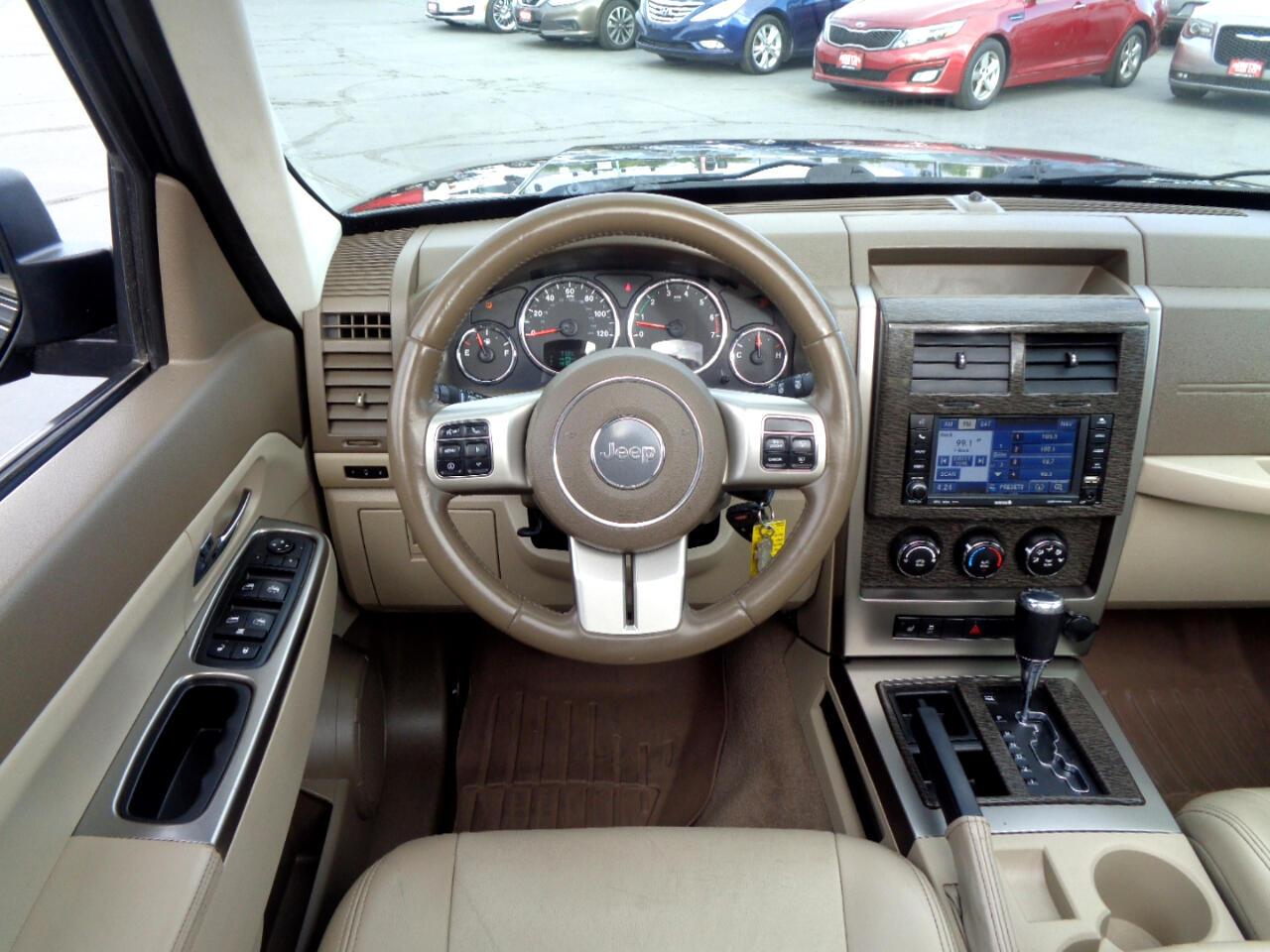 2011 Jeep Liberty RWD 4dr Limited