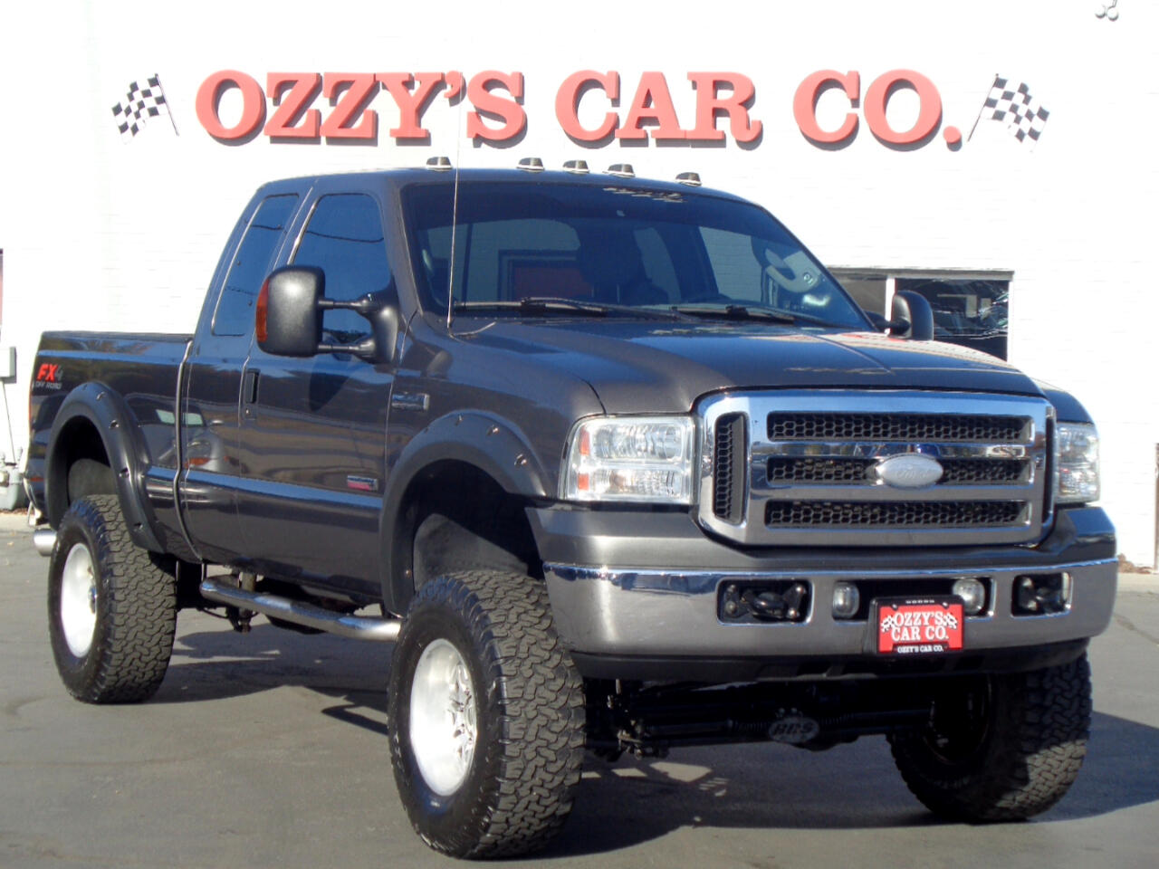 "2005 Ford Super Duty F-250 Supercab 158"" XLT 4WD"