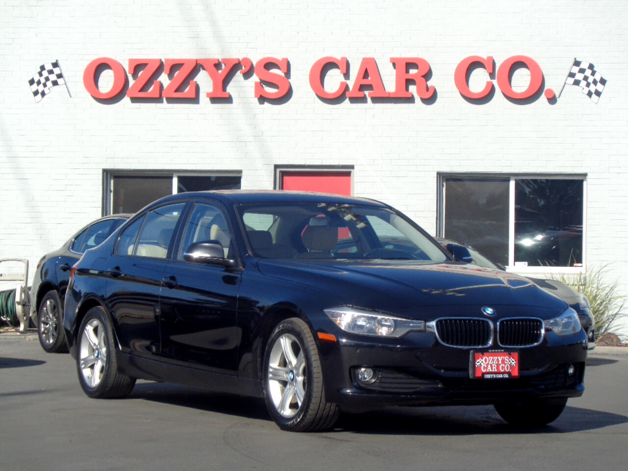 2015 BMW 3 Series 4dr Sdn 320i RWD South Africa