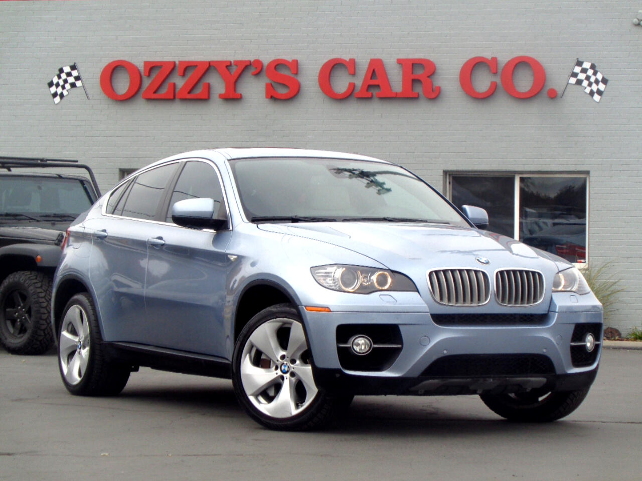 2010 BMW X6 AWD 4dr ActiveHybrid
