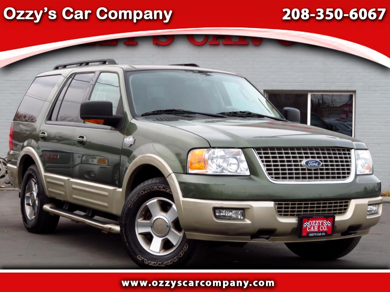 Ford Expedition 5.4L King Ranch 4WD 2005