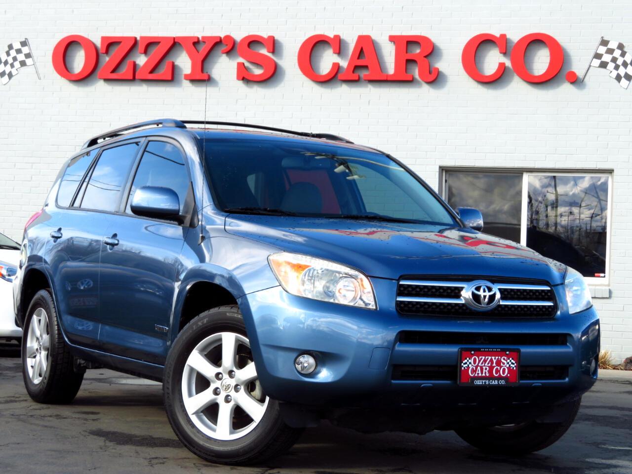 Toyota RAV4 4dr Limited 4-cyl (Natl) 2006