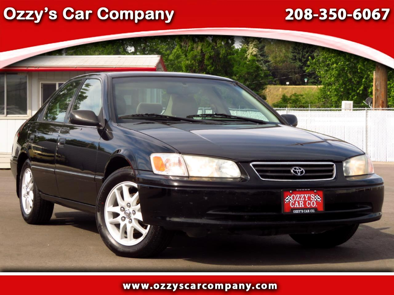 Toyota Camry 4dr Sdn XLE V6 Auto (Natl) 2001