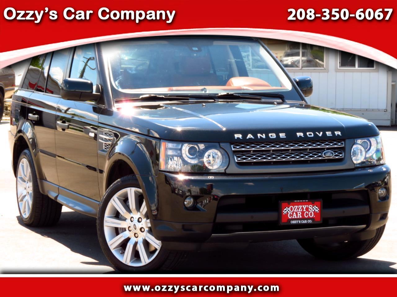 Land Rover Range Rover Sport 4WD 4dr SC 2010