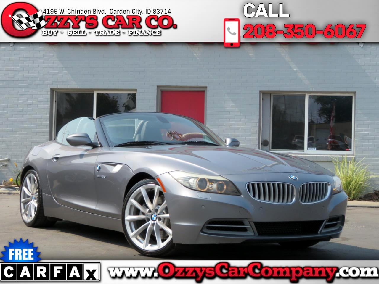 BMW Z4 2dr Roadster sDrive35i 2012