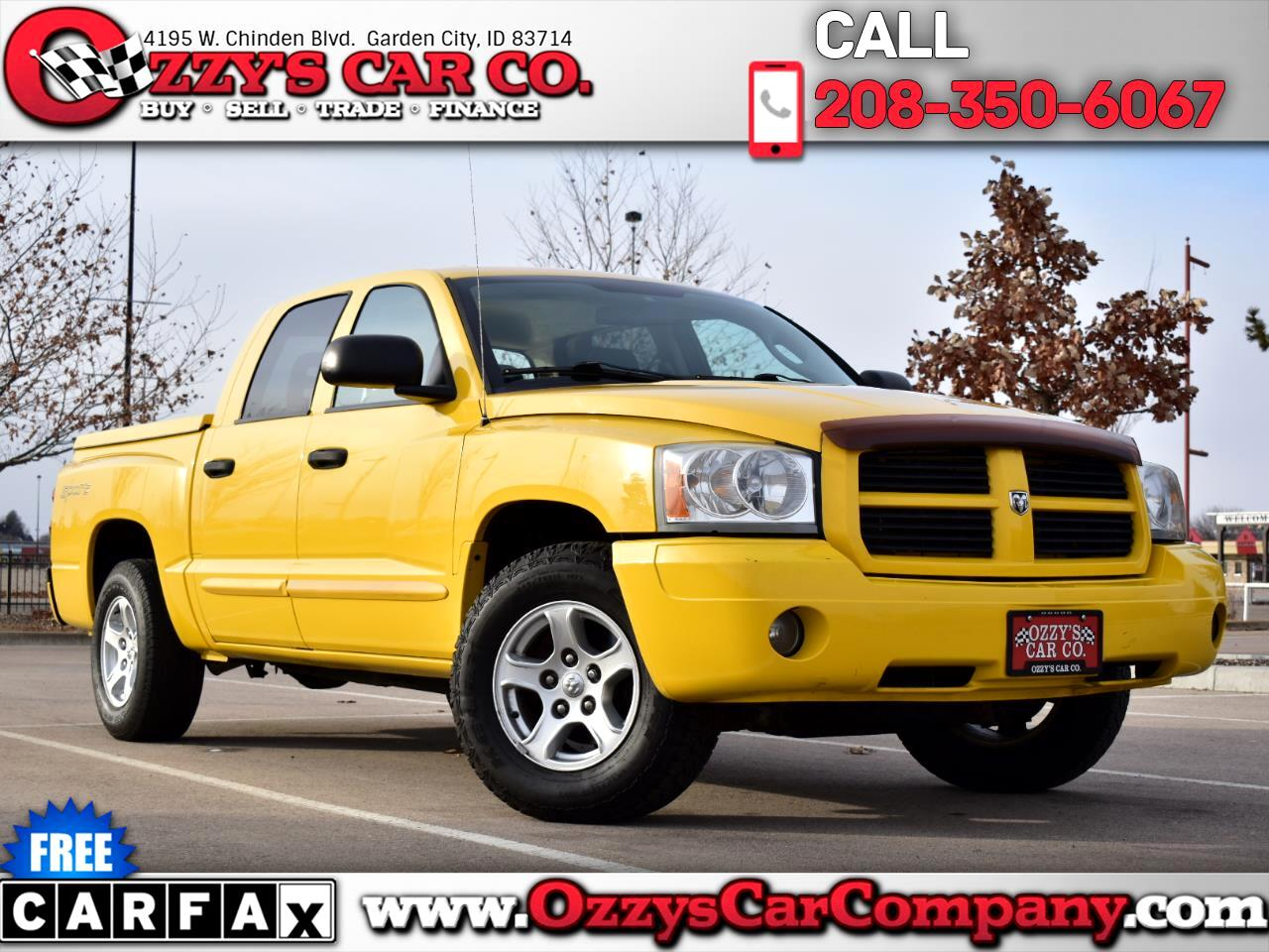 Dodge Dakota 4dr Quad Cab 131 SLT 2006