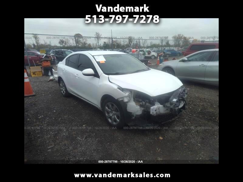 Mazda MAZDA3 i SV AT 4-Door 2013
