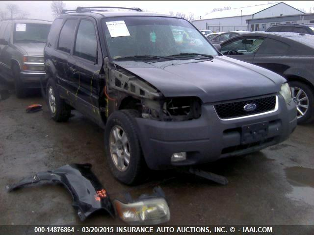 2003 Ford Escape XLT Premium 4WD