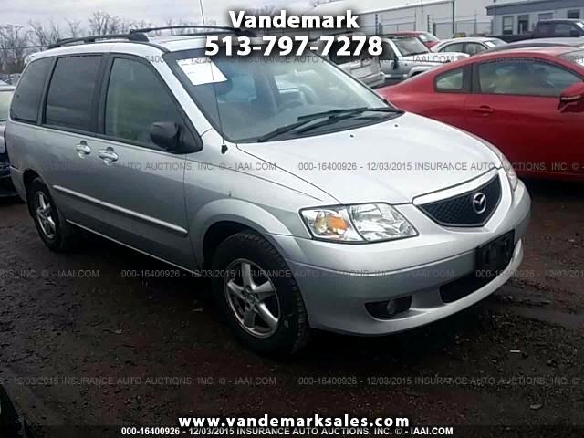 Mazda MPV ES 2003