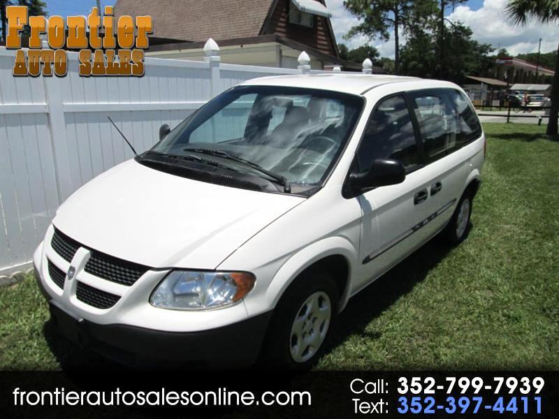 Dodge Caravan  2002