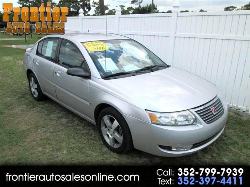 2006 Saturn ION LEVEL 3