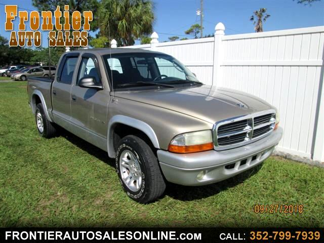 2002 Dodge Dakota QUAD SLT