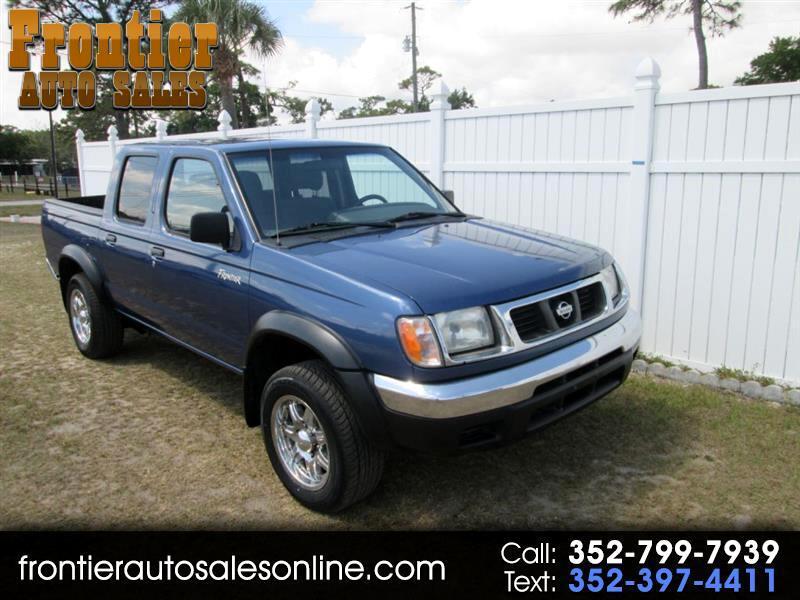 2000 Nissan Frontier CREW CAB XE