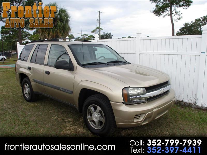 Chevrolet TrailBlazer  2004