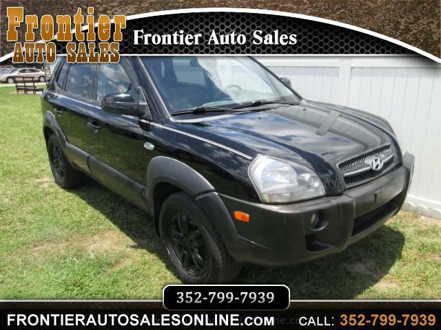2006 Hyundai Tucson GLS 2.7