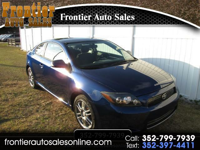 2008 Scion tC Sports 5-Spd MT