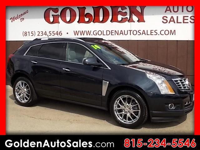 2014 Cadillac SRX Performance Collection AWD