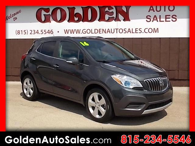 2016 Buick Encore FWD 4dr