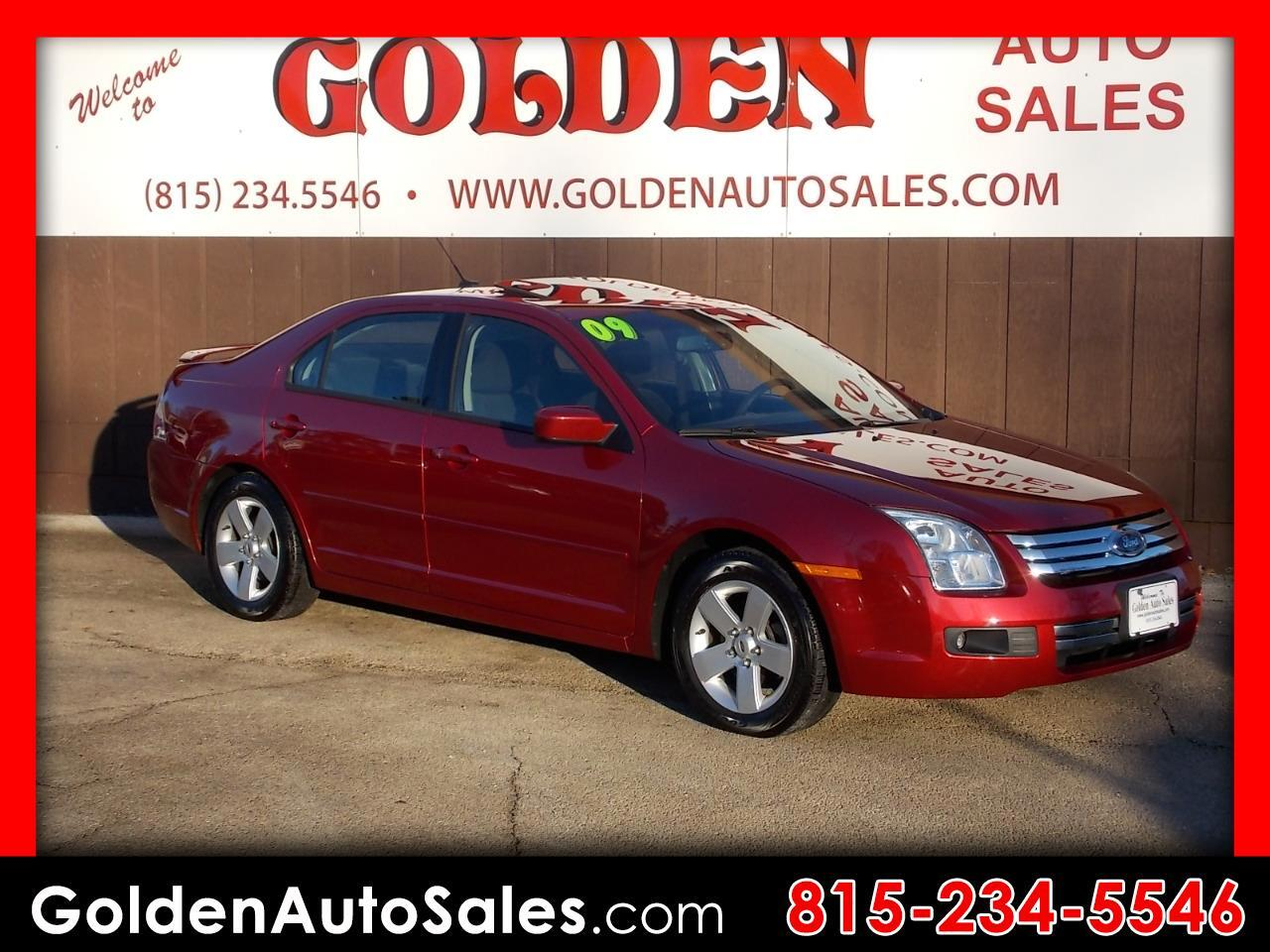 2009 Ford Fusion 4dr Sdn V6 SE AWD