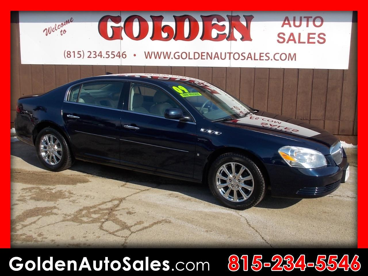 2009 Buick Lucerne 4dr Sdn CXL-3