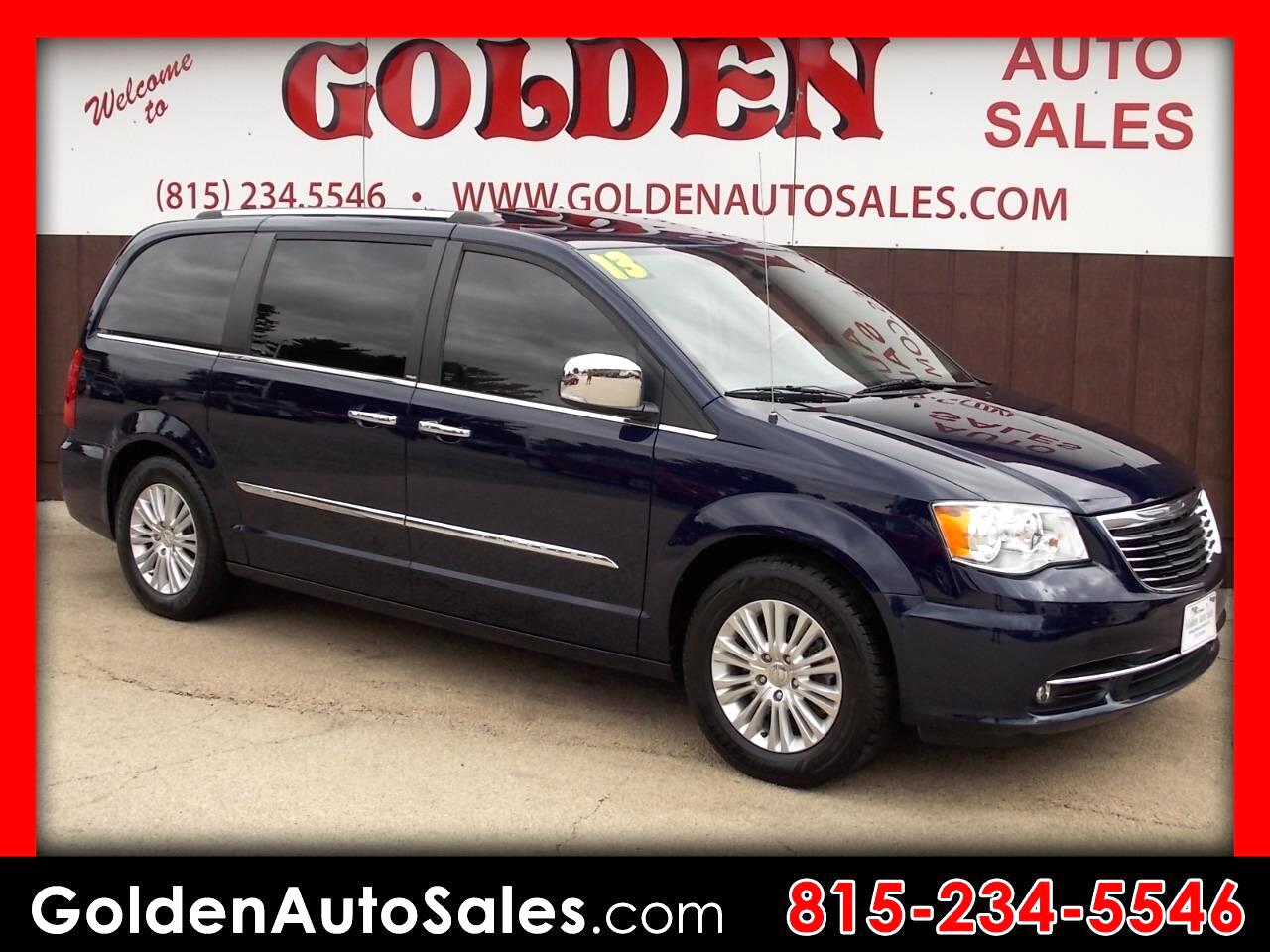 2013 Chrysler Town & Country 4dr Wgn Limited