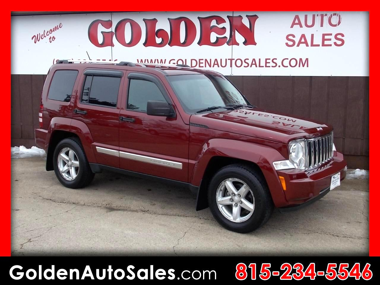 Jeep Liberty 4WD 4dr Limited 2009