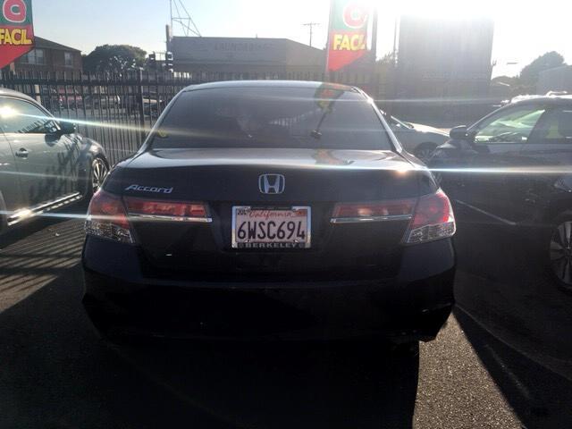 2012 Honda Accord EX Sedan AT