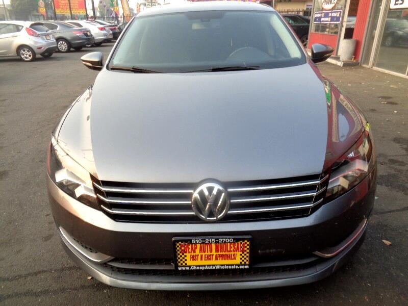 2012 Volkswagen Passat WE APPROVE EVERYONE BAD CREDIT NO CREDIT