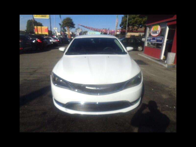 2015 Chrysler 200 WE APPROVE EVERYONE BAD CREDIT NO CREDIT!