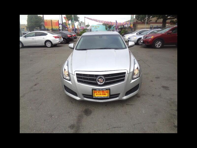 2013 Cadillac ATS WE APPROVE EVERYONE BAD CREDIT NO CREDIT!