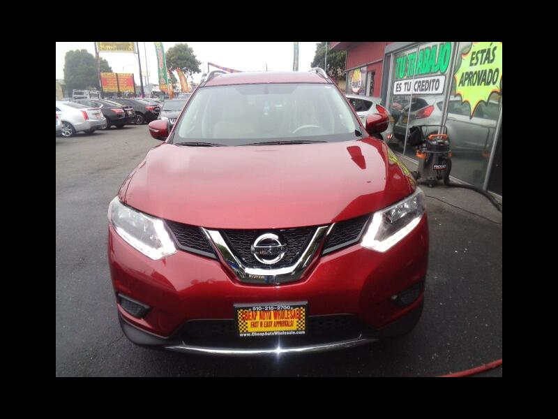2015 Nissan Rogue WE APPROVE EVERYONE BAD CREDIT NO CREDIT!