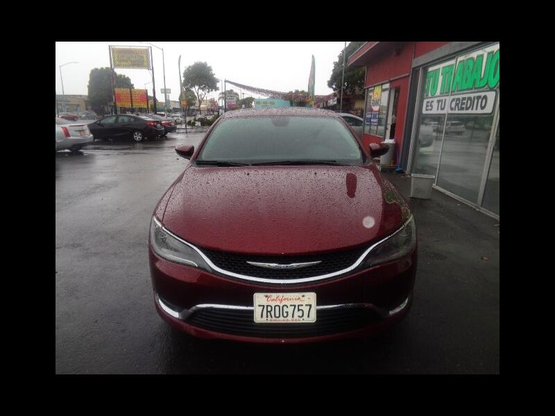 2015 Chrysler 200 WE APPROVE EVERYONE!