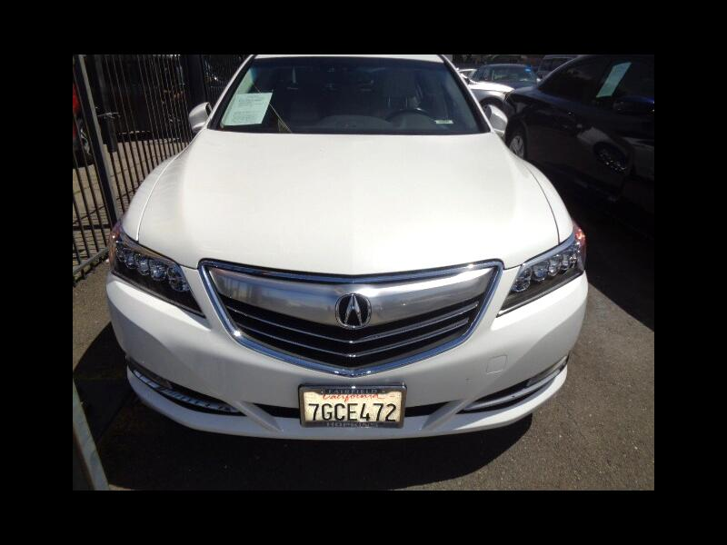 2014 Acura RLX WE APPROVE EVERYONE!