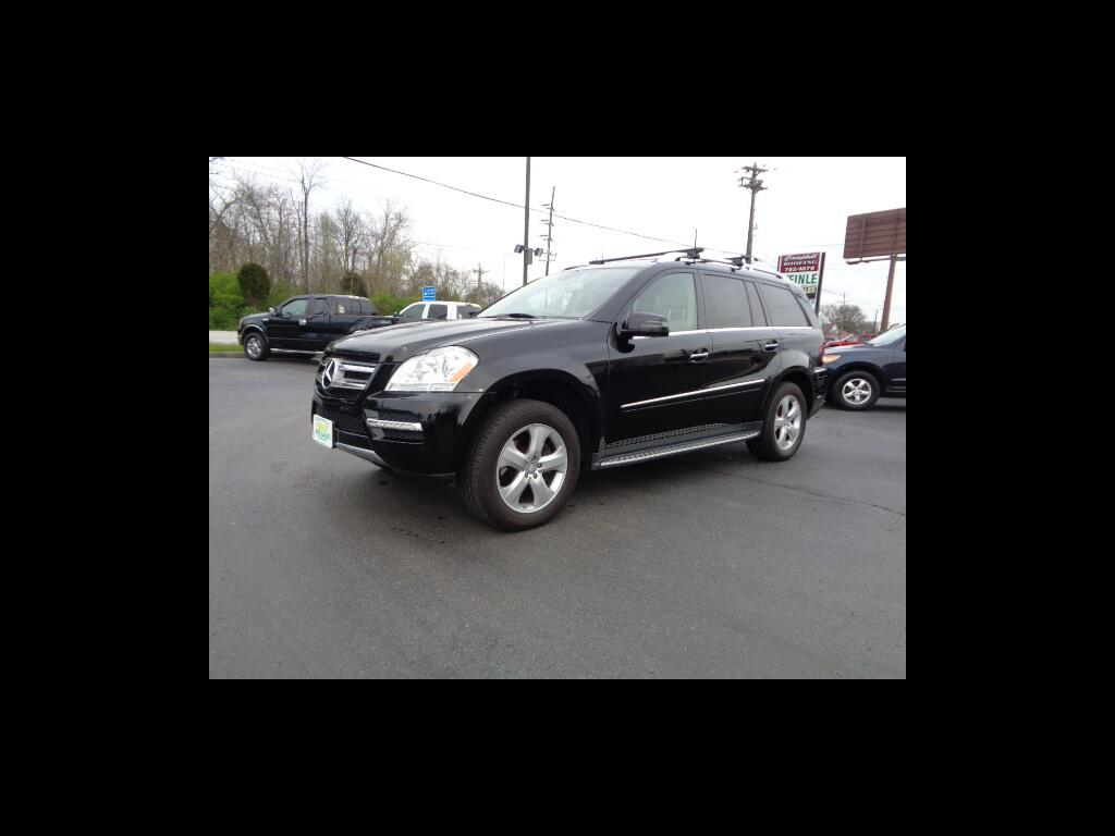 2011 Mercedes-Benz GL-Class GL450 4MATIC LOADED VERY CLEAN MUST SEE
