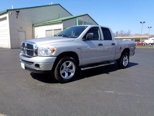 2008 Dodge Ram 1500 QUAD CAB HEMI 20' FACTORY CHROMES LOW MILES