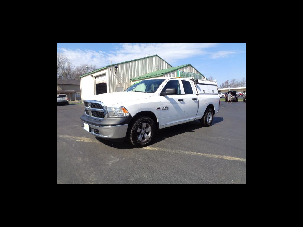 2015 RAM 1500 QUAD CAB 4WD HEMI ALLOYS W/WORKBOX