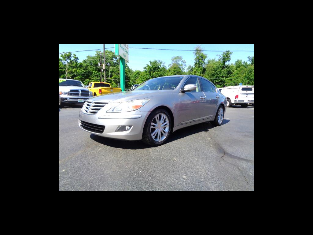 2009 Hyundai Genesis LEATHER ROOF NAV V8 LOW MILES