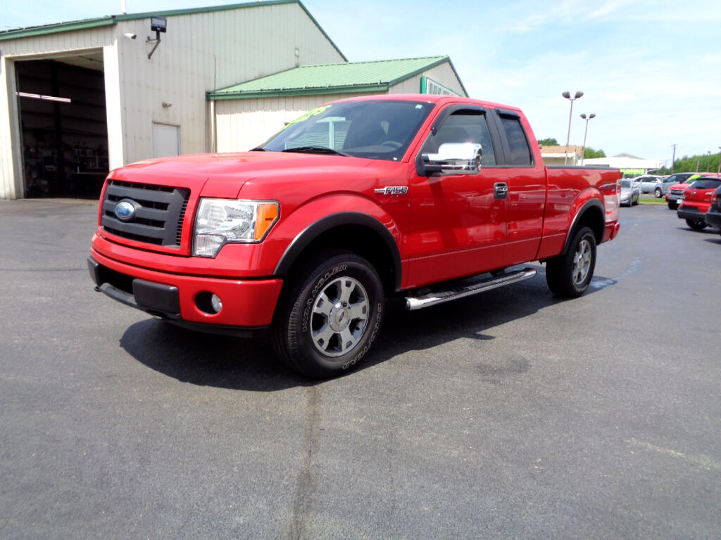 2009 Ford F-150 SUPERCAB STX 4X4
