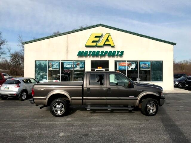 2006 Ford F-250 Lariat SuperCab 4WD