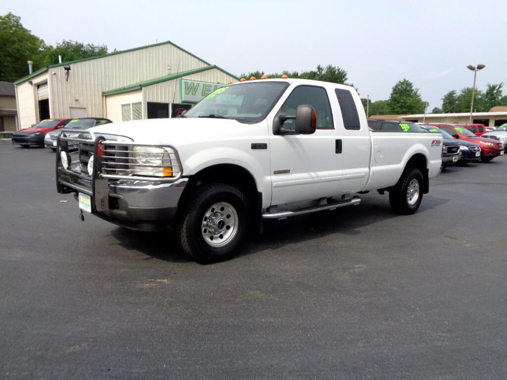2003 Ford Super Duty F-250 XLT Diesel 4X4 Long Bed