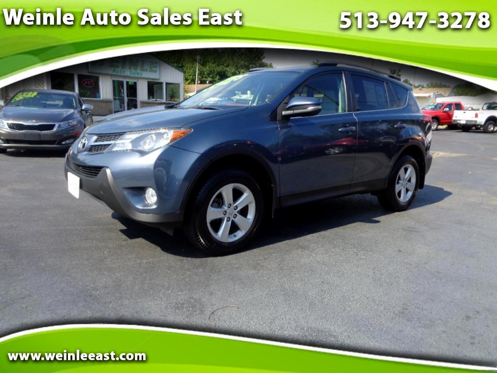 2013 Toyota RAV4 AWD XLE SUNROOF VERY CLEAN