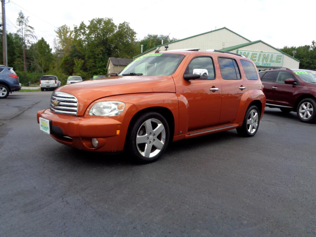 2008 Chevrolet HHR LEATHER ROOF ALLOYS SHARP