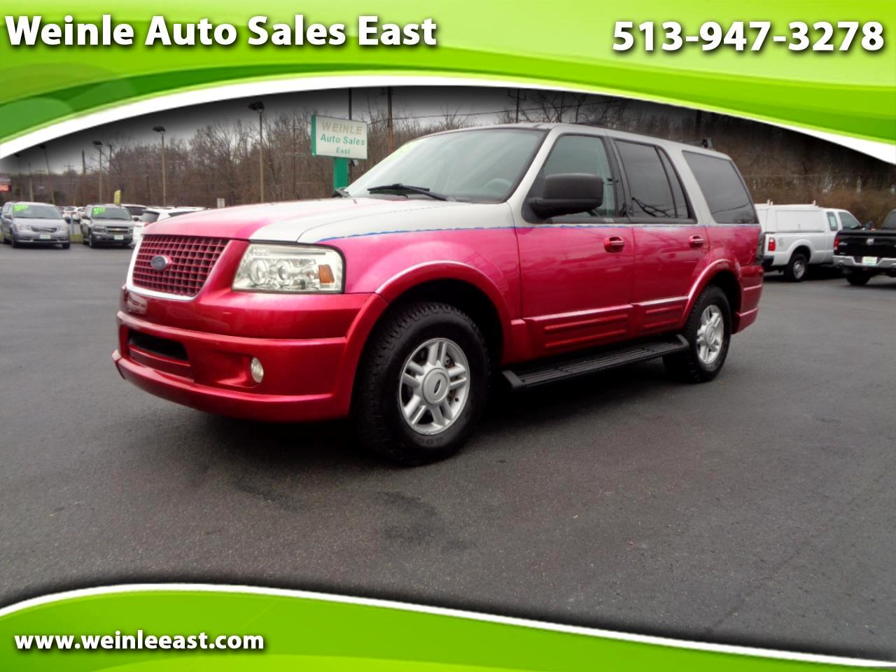 2003 Ford Expedition XLT 4WD CUSTOM PAINT LOW MILES