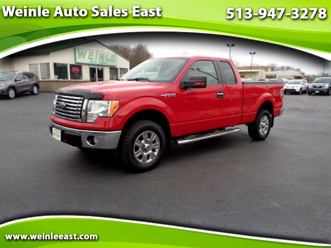 2010 Ford F-150 XLT 4X4 SUPERCAB W/XTR PACKAGE