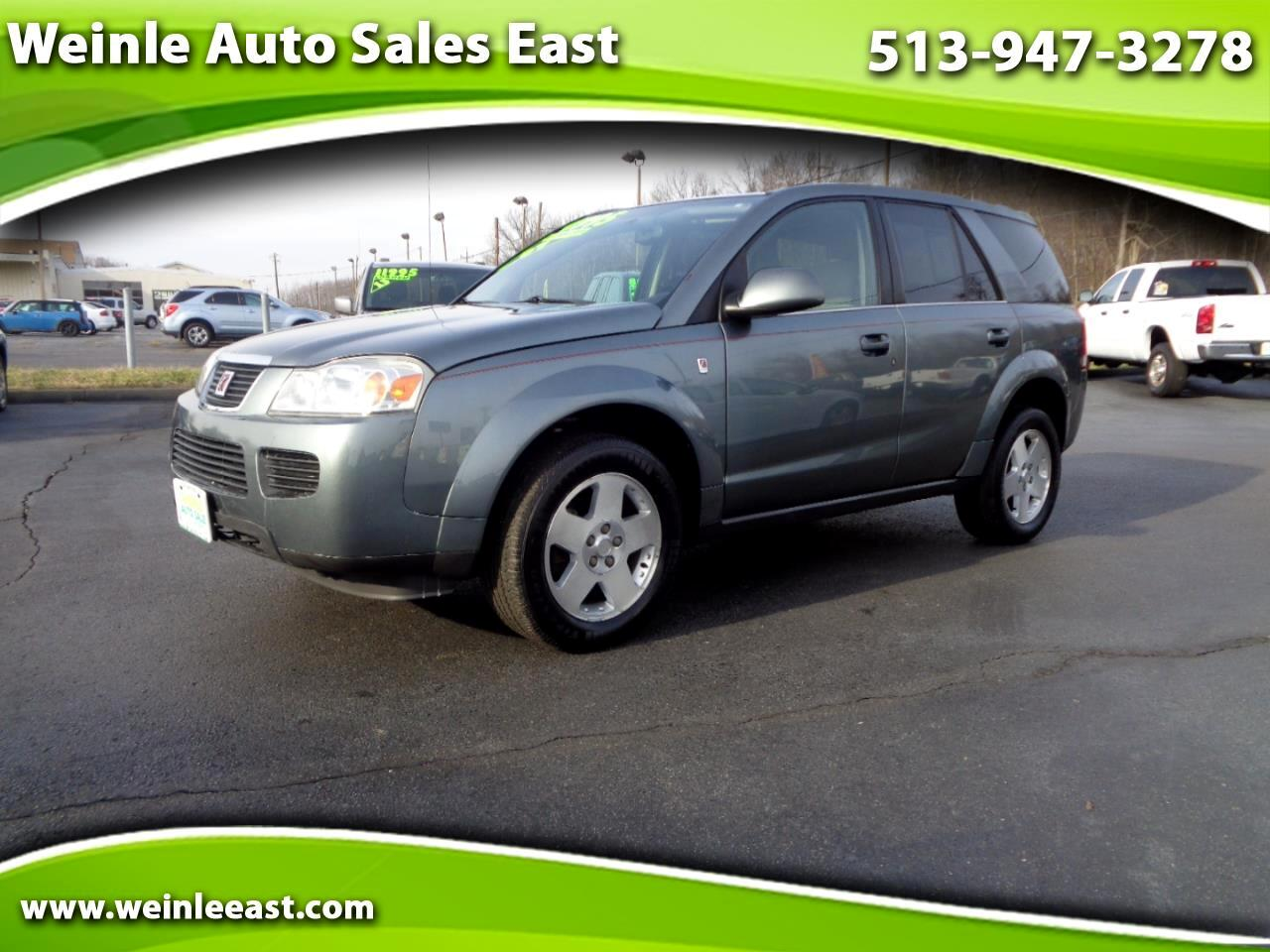 2007 Saturn VUE AWD V6 AUTO W/ ROOF