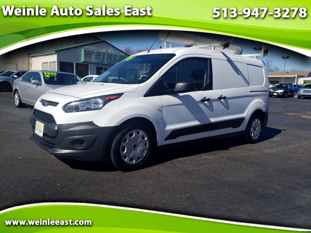 2016 Ford Transit Connect LWB XL LIKE NEW