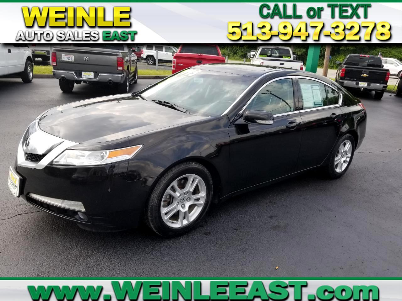 2010 Acura TL LEATHER SUNROOF CLEAN NEW TIMING BELT AND WATER PU